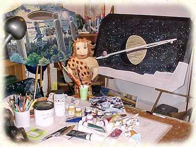 John Granacki's Atelier